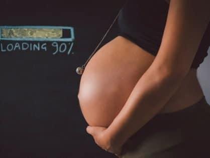 כאבי גב בהריון